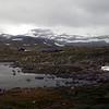 Nejvýše položená náhorní plošina v Norsku. Hardangervidda. Pravé Norsko.