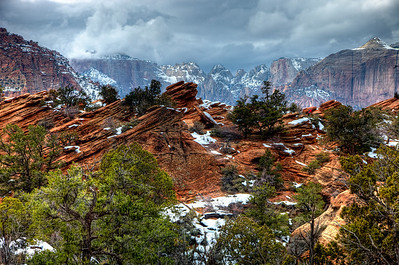 Zion National Park, Utah USA