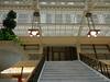 Frank Lloyd Wright designed this interior