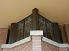 Detail of FLW's Robie House