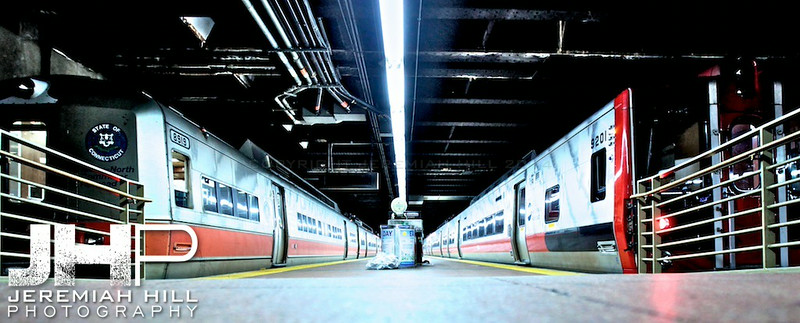 """""""Twin Trains - Grand Central"""", NYC, 2013 Print NYC1-0879V2"""