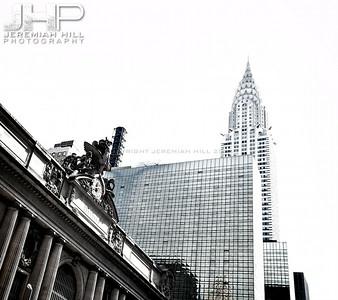 """Chrysler Building #3"", NYC, 2013 Print NYC1-0762"