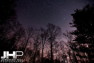 """Skystreak (Stars #1)"", Hillsdale, ON, Canada, 2012 Print JP12-320-127"
