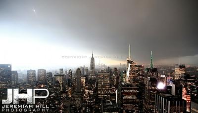 """""""NYC Storm #3"""", NYC, 2013 Print NYC2-0569V2"""