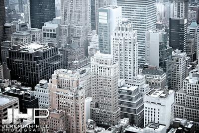 """Into NYC #2"", NYC, 2013 Print NYC2-0436"