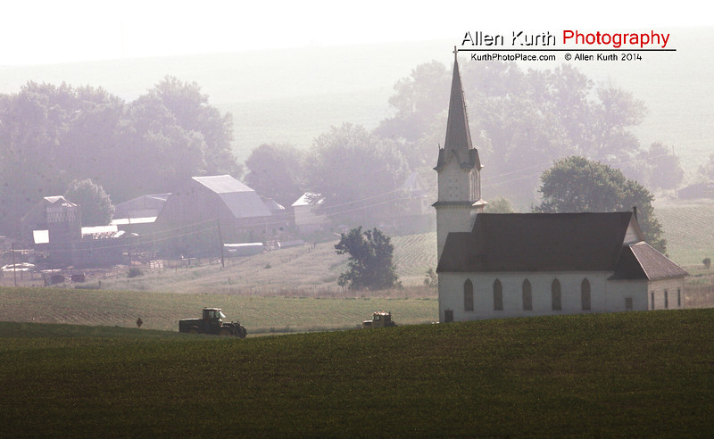 Country Church on the Move