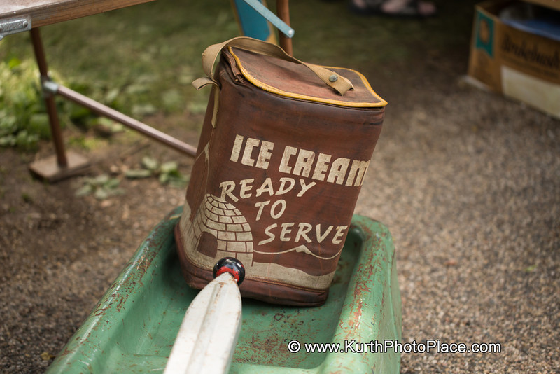 Ice Cream Ready to Serve