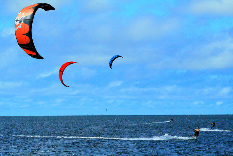 Kite Surfing - Florida