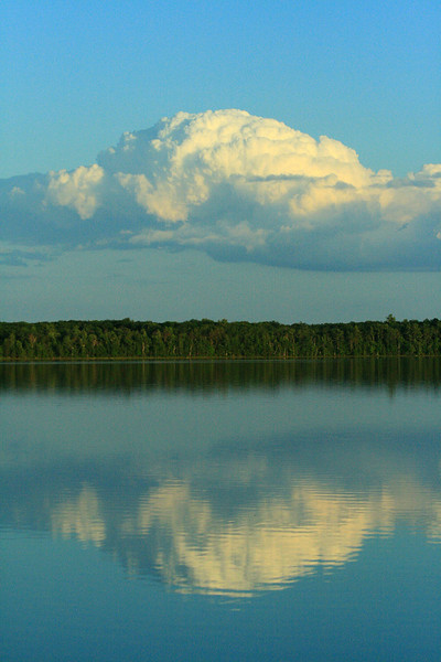 Mirrored Cloud - Wisconsin