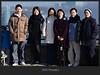 左起: 金光灿, 周旋, 王文彤, 彭静, 肖重庆, 万春杰