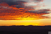 sunrise from Steptoe Butte hill