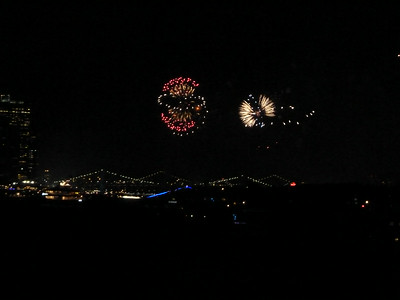 4th of July in NYC+Hudson River Valley