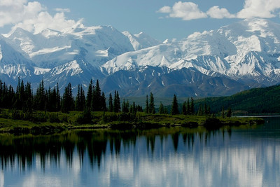 Mt. McKinley, Denali, AK photo by: Julie O'Neil