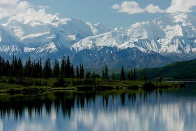 Mt. McKinley, Denali, AK photo by: Julie O'Neil
