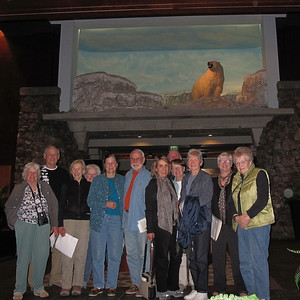 Group photo at Alyeska, AK photo by: Julie O'Neil