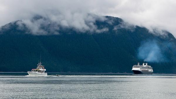 Alaska - Tracy Arm Fjord