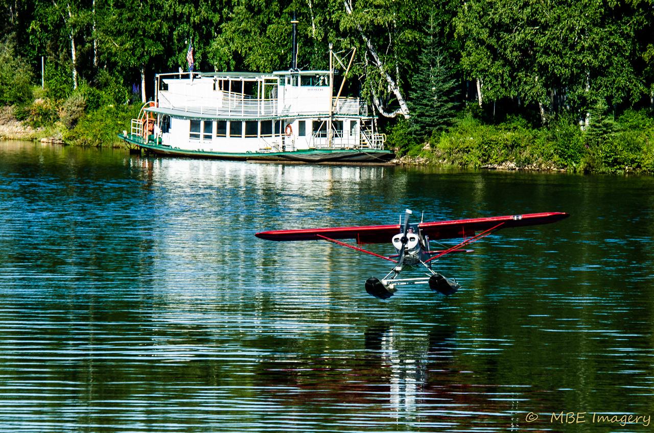 Fairbanks Riverboat Cruise