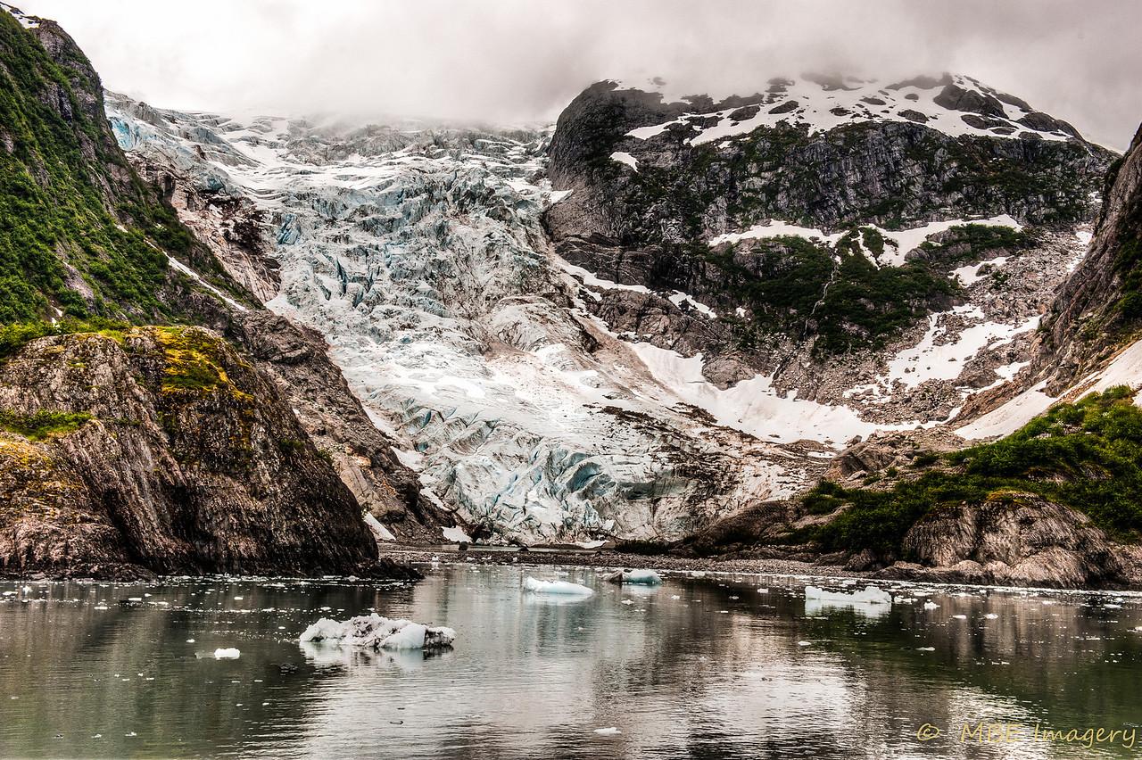 Kenai Fjord Glacier