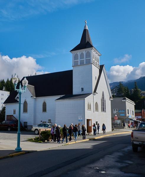 Ketchikan, St. John's Church