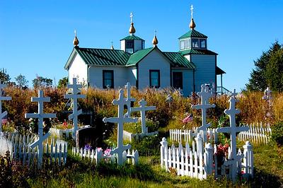 Church- Ninilchik, AK