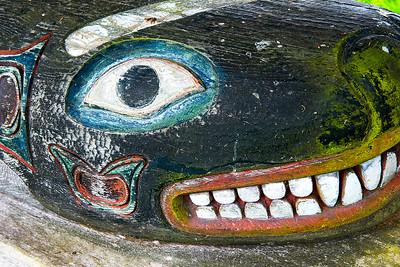 Totem Eye- Wrangell, AK