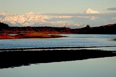 Mt. Fairweather & Akwe River- Yakutat, AK