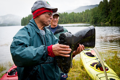 Santosh Nayak Empties His Boot- Southeast AK