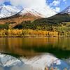 Kenai Peninsula autumn views.