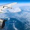 Over Baffin Island
