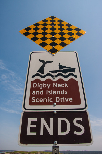 Scenic Drive Ends