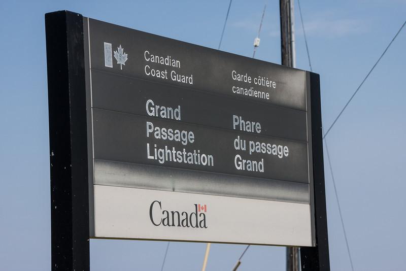 Grand Passage Lightstation