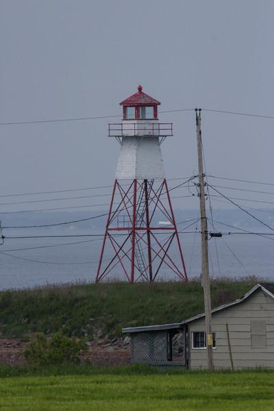Fishing Point Light, Pugwash
