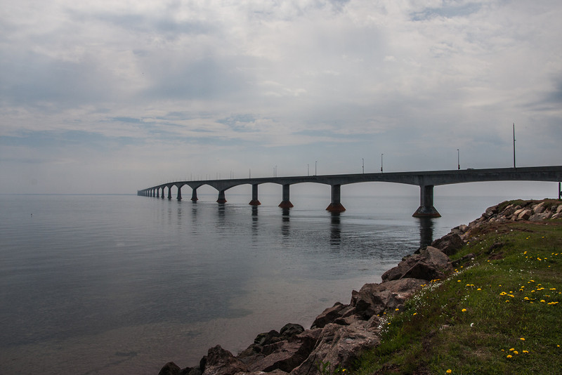 Confederate Bridge from Borden-Carleton