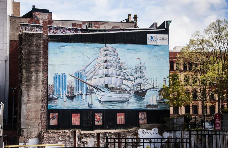 Mural, George Street