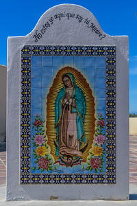 To the Virgin of Guadalupe - Todos Santos