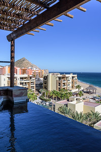Terrace Pool at Pedregal - Cabo St Lucas