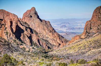 Chisos Basin, Big Bend, Texas, 2013
