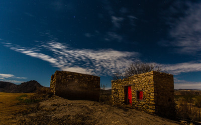 Lajitas, Big Bend, Texas, 2013
