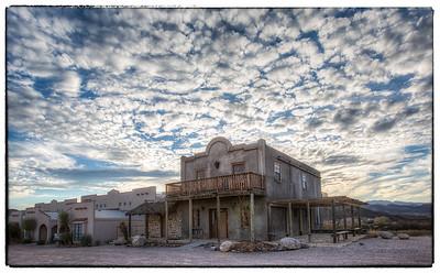 Lajitas, Big Bend, Texas, 2013