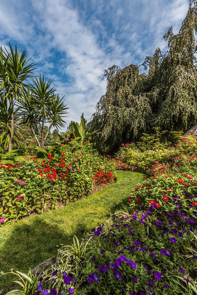 Van Dusen Garden, Vancouver, BC, Canada, 2014