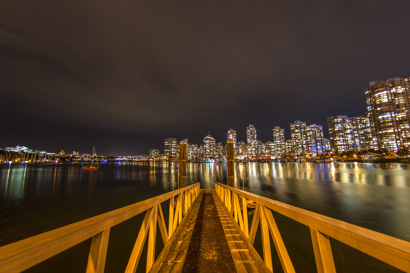 Vancouver lights