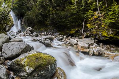 Flow on 21 Mile Creek