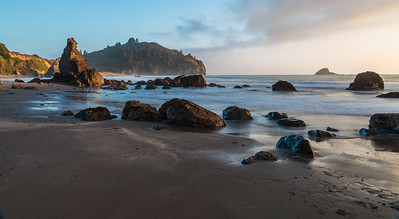 Sunset Beach, Trinidad, California, 2015