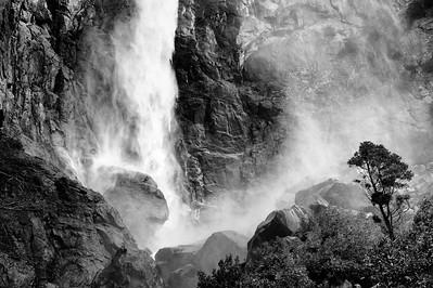 Bridalveil Falls- Yosemite, CA