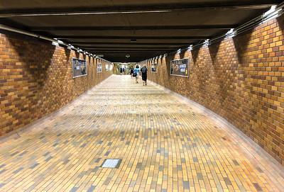 Place d'Armes Metro Walkway