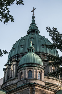 Cathedrale Marie-Reine du Montreal