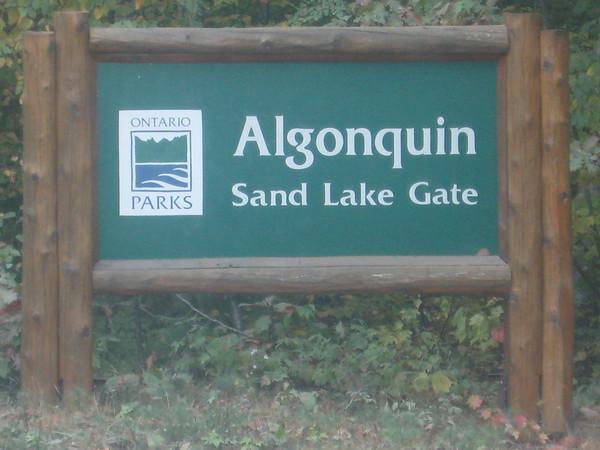 Barron Canyon, Algonquin Park