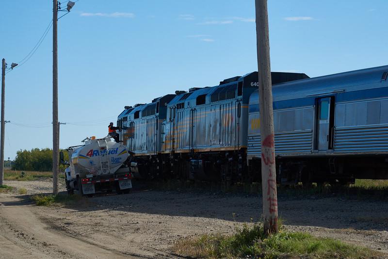 Stop at Saskatoon