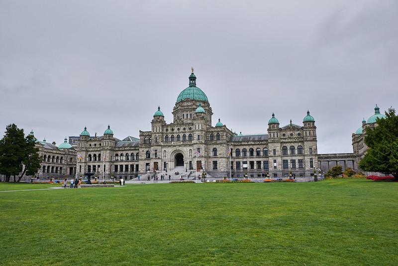 British Columbia Parliament buildings