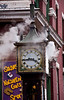 Gas Town Steam Clock